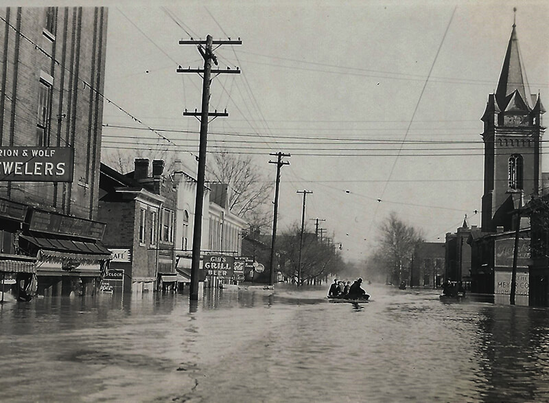 1937Flood-Boat